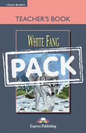 White Fang Teacher's Book With Board Game