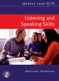 IELTS Improve Your IELTS Skills for Listening and Speaking Student's Book & Audio CD Pack