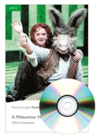 A Midsummer Night's Dream Book & CD Pack