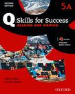Q Skills For Success Level 5 Reading & Writing Split Student Book A With Iq Online