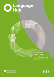 Language Hub Intermediate Teacher's Book with Navio App