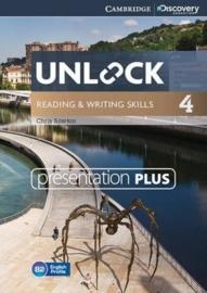 Unlock Level 4 Reading and Writing Skills Presentation Plus DVD-ROM