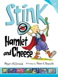 Stink: Hamlet And Cheese (Megan McDonald, Peter H. Reynolds)