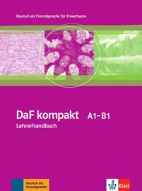 DaF kompakt A1 - B1 Lerarenboek
