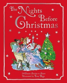 The Nights Before Christmas (Various authors) Paperback / softback