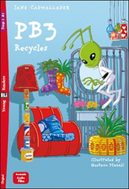 PB3 Recycles + Downloadable Multimedia