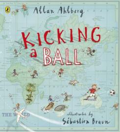 Kicking a Ball