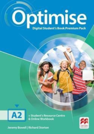 Optimise A2 Digital Student's Book Premium Pack