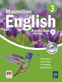 Macmillan English Level 3 Practice Book & CD-ROM Pack