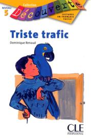 Triste trafic - Niveau 5 - Lecture Découverte - Livre