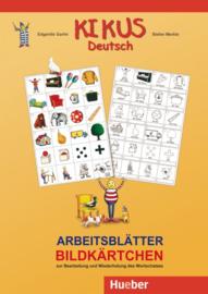 KIKUS Deutsch Arbeitsblätter Bildkärtchen