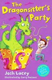 The Dragonsitter's Party (Josh Lacey) Paperback / softback