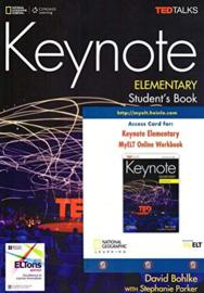Keynote Elementary Student's Book + Dvd-rom + Online Workbook