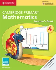 Cambridge Primary Maths Stage4 Learner's Book