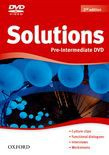 Solutions 2nd Edition Pre-intermediate Dvd-rom