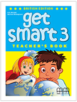 Get Smart 3 Teacher's Book (british Edition)