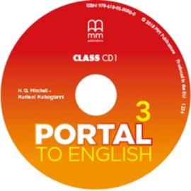 Portal To English 3 Class Cd