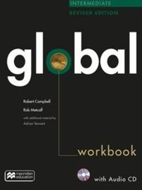 Intermediate Workbook without key + CD Pack
