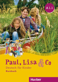 Paul Lisa & Co A1/1 Studentenboek