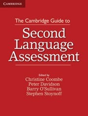The Cambridge Guide to Second Language Assessment Paperback