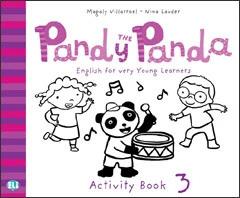 Pandy The Panda 3 Activity Book