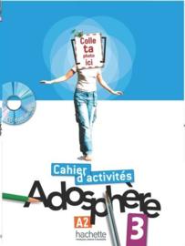 Adosphère 3 A2 - Cahier d'activités