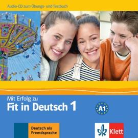 Mit Erfolg zu Fit in Deutsch 1 A1  1 Audio-CD