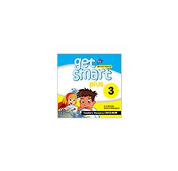 Get Smart Plus 3 Teacher's Resource Cd Rom British Edition