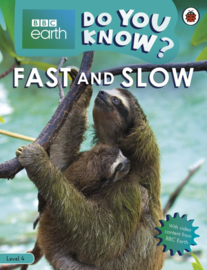Do You Know? – BBC Earth Fast and Slow