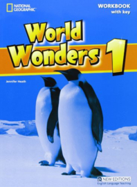 World Wonders 1 Workbook (with Key & No Cd)
