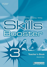 Skills Booster 3 Pre-intermediate Teacher's Book teen