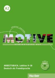 Motive A2 Werkboek Les 9–18 met MP3-Audio-CD