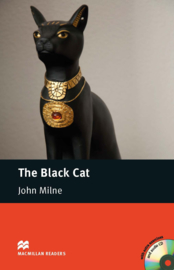 Black Cat, The  Reader with Audio CD