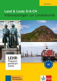 Land & Leute D-A-CH DVD-Video