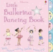 Little ballerina dancing book with dance-along CD