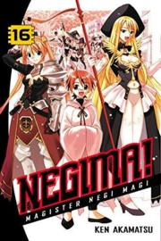 Negima Volume 16 (Ken Akamatsu)