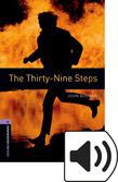 Oxford Bookworms Library Stage 4 The Thirty-nine Steps Audio