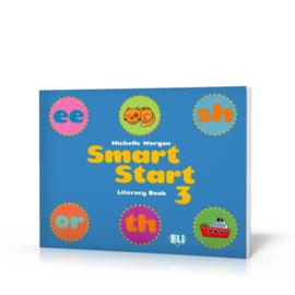 Smart Start 3 - Literacy Book