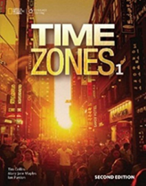 Time Zones 2e Level 1 Classroom Audio Cd And Dvd