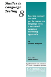 Learner Strategy Use and Performance on Language Tests Paperback