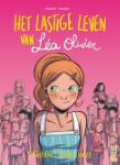Het lastige leven van Léa Olivier STRIPROMAN- Verloren, Roddels en Chantage (Alcante)