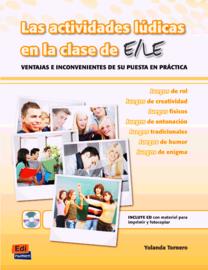 Las actividades lúdicas en clase de E/LE + CD