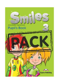 Smiles 3 Pupil's Book With Iebook (international)