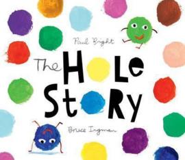 The Hole Story (Paul Bright) Hardback
