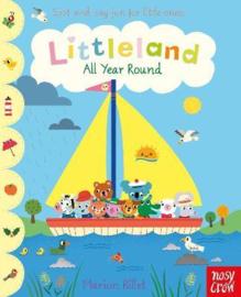 Littleland: All Year Round (Marion Billet) Board Book
