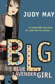 Blue Lavender Girl (Judy May Murphy)