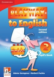 Playway to English Second edition Level2 Pupil's Book