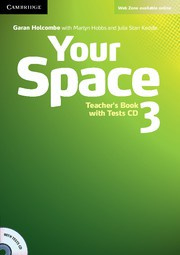 Your Space Level3 Teacher's Book with Tests CD