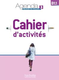 Agenda 3 B1.1 Méthode de français - Cahier d'activités