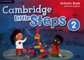 Cambridge Little Steps Level 2 Activity Book